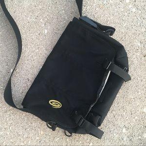 Timbuk2 Black Classic Messenger Bag